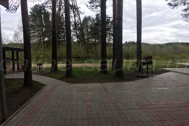 Демидовская Усадьба, база отдыха