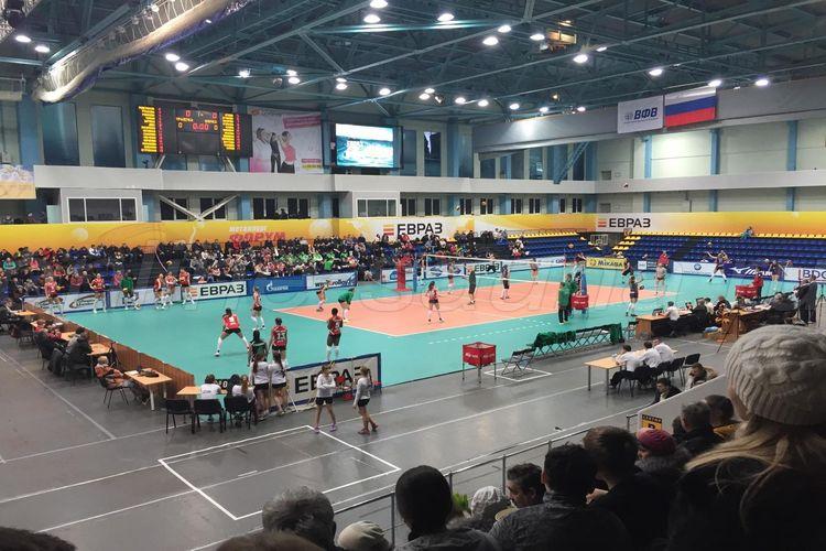 Металлург-Форум, спортивно-оздоровительный комплекс