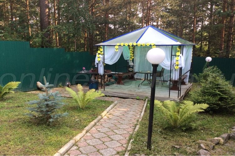 Сосновый рай, банный комплекс на Поляне
